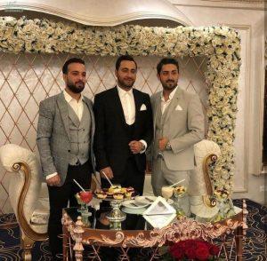 عروسی محسن مرادیان