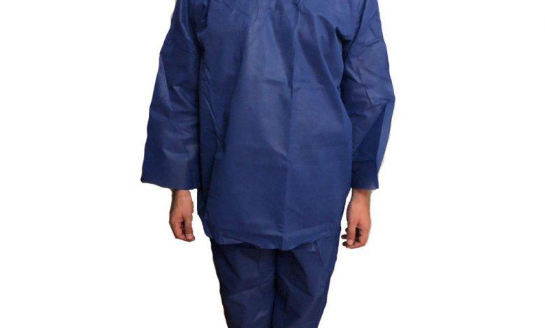 لباس بیمار مبتلا به کرونا را نَتِکانید