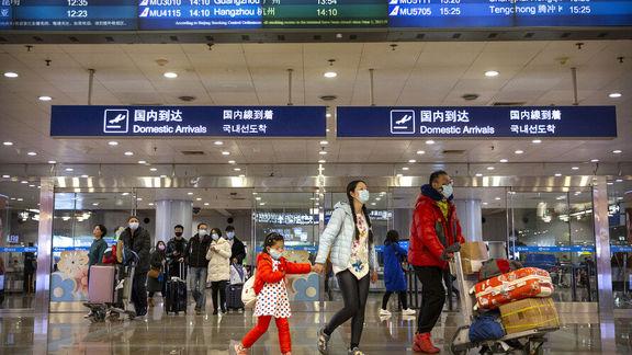 کرونا در چین رنگ عوض کرد؛ تفاوت ویروس جدید با قبلی