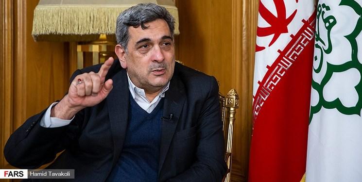 حناچی: قطعا ترافیک تهران ۴۰ درصد کاهش یافته است