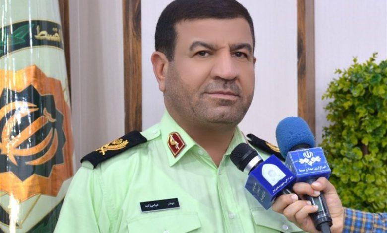 ۱۴ نفر از عوامل تکفیری در خوزستان دستگیر شدند / متهمان اقدام به تیراندازی به مقرهای انتظامی و بسیج میکردند