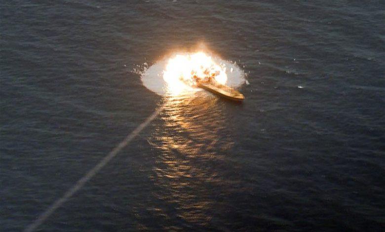 تست موشک ۲۸۰ کیلومتری جدید ارتش در شمال اقیانوس هند+تصاویر