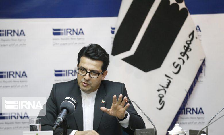 موسوی: آماده مبادله دیگر زندانیان برای آزادی هموطنان هستیم