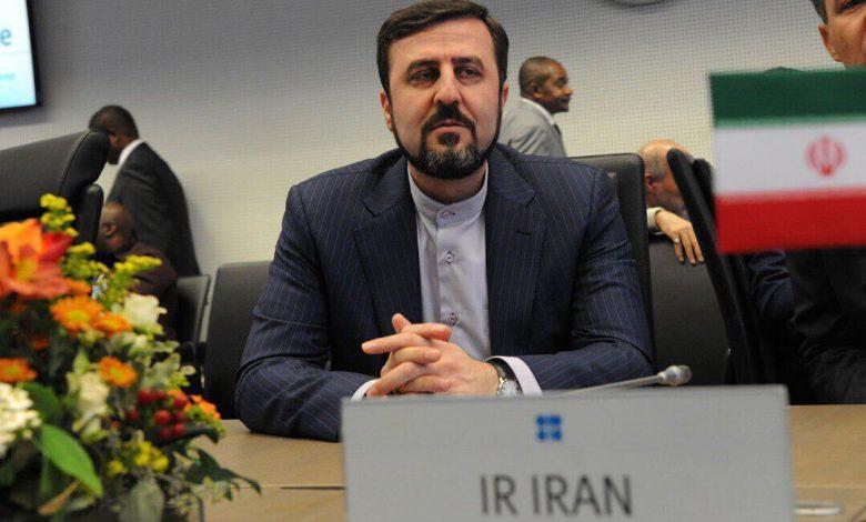 هشدار غریبآبادی درباره تضعیف همکاریهای ایران و آژانس
