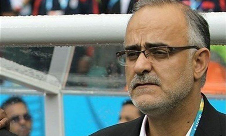 نبی: تعلیق فدراسیون فوتبال منتفی است