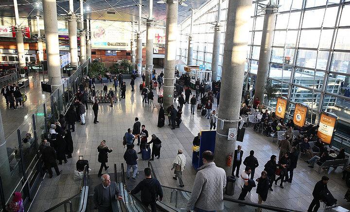 قراردادهای مخفی در فرودگاه امام/۲۵۰ حقالعمل کار قاچاق ارز شناسایی شدند