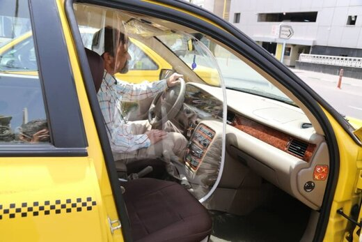 تاکسیها مجاز به سوار کردن بیش از سه مسافر نیستند