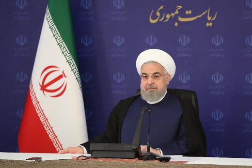 خبرهای خوش روحانی درباره بورس و سهام عدالت