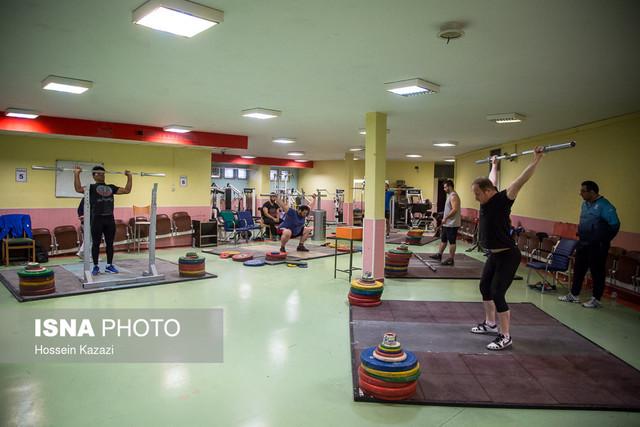 چگونه وزنهبرداران در سالنهای تمرین، از کرونا در امان باشند؟