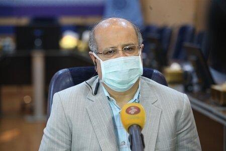 بستری ٢۶۵ بیمار کرونایی جدید در بیمارستان های تهران