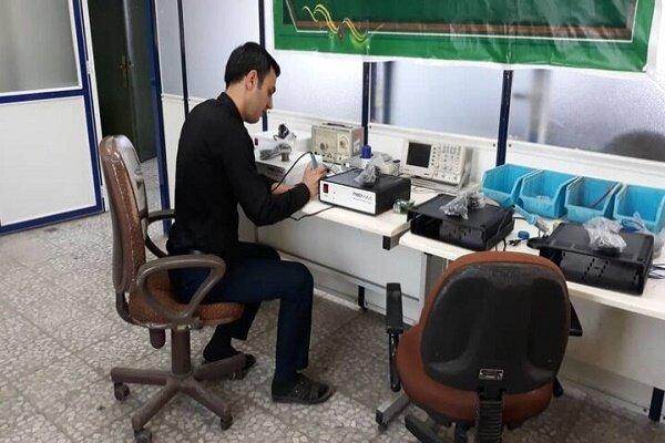 تولید دستگاه ضد کرونا در رودسر
