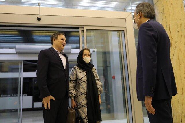 پزشک ایرانی زندانی در آمریکا، به کشور بازگشت