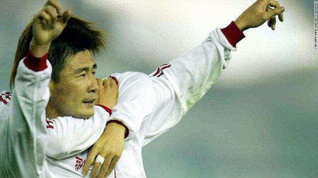 اظهارات جنجالی برترین گلزن تاریخ چین