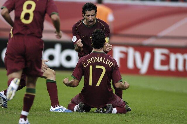 فیفا: وقتی رونالدو اولین گل خود در جام جهانی را به ایران زد