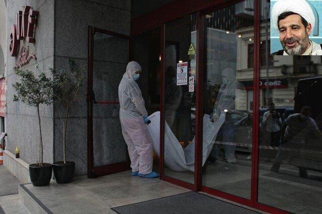 مرگ قاضی منصوری رسماً تأیید شد/پلیس بخارست: خودکشی است