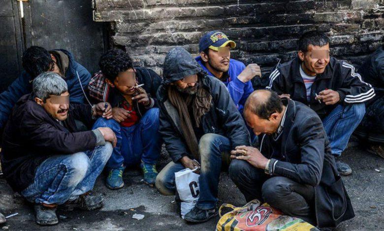 تاثیر کرونا بر الگوی مصرف موادمخدر و کشفیات آن در ایران